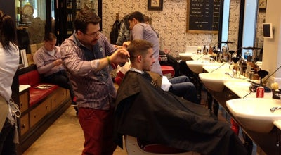 Photo of Salon / Barbershop Ted's Grooming Room at 120 Cheapside, London EC2V 7JB, United Kingdom