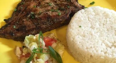 Photo of Filipino Restaurant L.U. BBQ at Rizal Avenue, San Fernando La Union 2500, Philippines