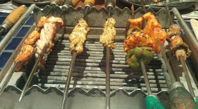 Photo of Indian Restaurant Barbeque Nation at 96 Munshilal Building 2nd Floor Outer Circle, New Delhi 110001, India