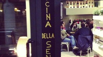 Photo of Italian Restaurant Officina della Senape at Piazza Matteotti 21, Modena 41121, Italy