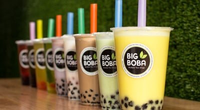 Photo of Cafe Big Boba Bubble Tea Shop at Manuel Montt 229 Loc A, Santiago, Chile