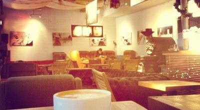 Photo of Cafe Coffee Karma at Plac Zbawiciela Ul. Mokotowska 17, Warsaw 00-640, Poland
