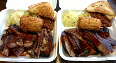 Photo of American Restaurant Ray's BBQ Shack at 4529 Old Spanish Trl, Houston, TX 77021, United States
