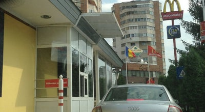 Photo of Burger Joint McDrive at Str. Erou Ciprian Pintea Nr. 1, Bacău, Romania