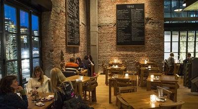 Photo of Mediterranean Restaurant Delicatessen Aker Brygge at Holmens Gate 2, Oslo 0250, Norway