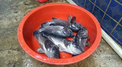 Photo of Seafood Restaurant 어진이네횟집 at 보목포로 55, 서귀포시 697-020, South Korea