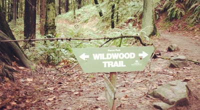 Photo of Trail Wildwood Trail - Pittock Mansion at Forest Park, Portland, OR 97210, United States