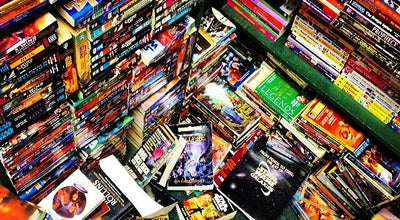 Photo of Bookstore Rick's Recycled Books at 737 Monroe Ave, Rochester, NY 14607, United States