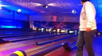 Photo of Bowling Alley Club social y deportivo Argentinos del Sud at Av. Juan José Paso 2442, Mar del Plata, Argentina