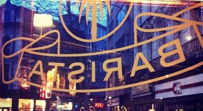 Photo of Cafe Barista at Hippoliet Lippensplein 25, Ghent 9000, Belgium