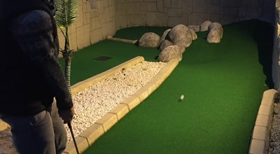 Photo of Mini Golf Jungle Rumble Adventure Golf at Madeira Drive, Brighton BN2 1PS, United Kingdom