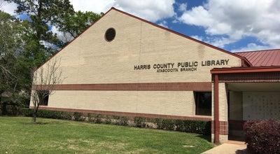 Photo of Library Atascocita Library at 19520 Pinehurst Trail Dr, Atascocita, TX 77346, United States