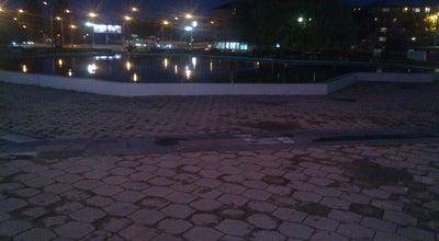 Photo of Water Park фонтан Кинотеатра октябрь at Belarus