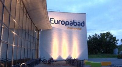 Photo of Spa Europabad at Hermann-veit-str. 5, Karlsruhe 76135, Germany