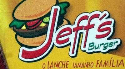 Photo of Burger Joint Jeff's Burger at Av. Júlio Prestes, 678, Campinas 13090-615, Brazil
