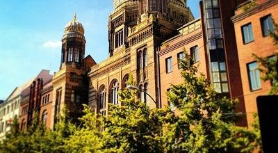 Photo of Tourist Attraction Neue Synagoge Berlin - Centrum Judaicum at 28 - 30 Oranienburger Str, Berlin 10117, Germany