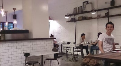 Photo of Cafe L'USINE at 70b Lê Lợi St., District 1, Ho Chi Minh City, Vietnam