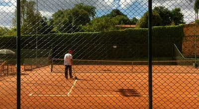 Photo of Tennis Court Academia de Tênis Enrique Perez at R. Antônio Costa, 90, Curitiba 80820-020, Brazil