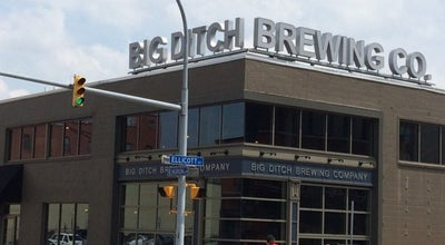 Photo of American Restaurant Big Ditch Brewing Company at 55 E Huron St, Buffalo, NY 14203, United States