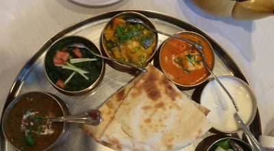 Photo of Indian Restaurant Passage to India Restaurant at 4931 Cordell Ave., Bethesda, MD 20814, United States