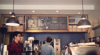Photo of Cafe Third Rail Coffee at 240 Sullivan St, New York, NY 10012, United States