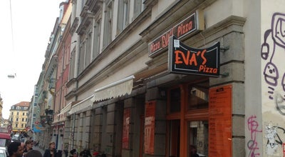 Photo of Restaurant Eva's Pizza at Görlitzer Straße 29, Dresden 01099, Germany