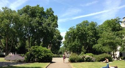 Photo of Monument / Landmark Gordon Square at Bloomsbury, London WC1A 2LS, United Kingdom