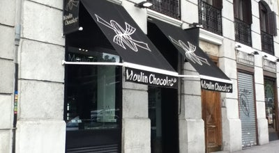 Photo of Restaurant Moulin Chocolat at Calle Alcala 77, Madrid 28009, Spain