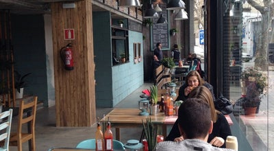 Photo of American Restaurant Timesburg at Calle Pujades 168, Barcelona 08005, Spain