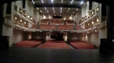 Photo of Performing Arts Venue Curtis M. Phillips Center for the Performing Arts at 315 Hull Rd, Gainesville, FL 32610, United States