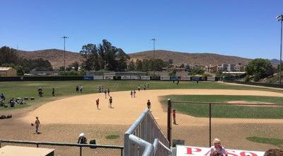 Photo of Baseball Field SLO Stadium at Sinsheimer Park at 900 Southwood Dr, San Luis Obispo, CA 93401, United States
