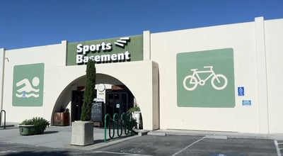 Photo of Sporting Goods Shop Sports Basement at 1177 Kern Ave, Sunnyvale, CA 94085, United States