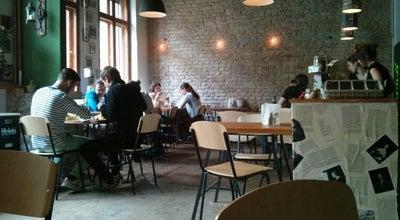 Photo of American Restaurant Rembrandt Burger at Richard-sorge-str. 21, Berlin 10249, Germany