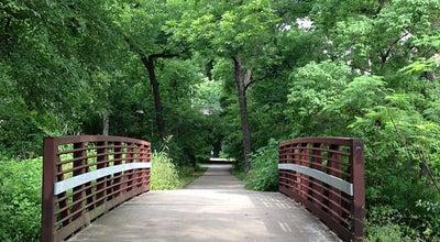 Photo of Trail Duck Creek Greenbelt Park at Garland, TX, United States