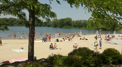 Photo of Beach Fox Brook Park at 2925 N Barker Rd, Brookfield, WI 53045, United States