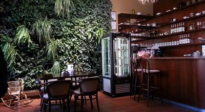 Photo of Cafe Tea & Coffee Garden at Grecinieku Iela 28, Riga 1050, Latvia