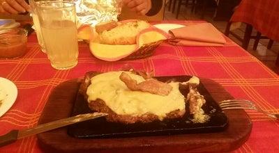 Photo of Steakhouse La Tranquera at Calle Potosi Galeria Cristal, La Paz, Bolivia