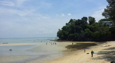 Photo of Beach Pantai Blue Lagoon (Beach) at Batu 10, Jalan Pantai, Port Dickson 71050, Malaysia