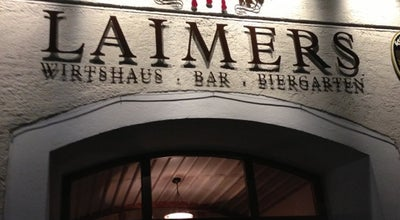 Photo of German Restaurant Laimers Wirtshaus at Agricolastr. 16, Munich 80687, Germany