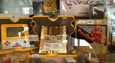 Photo of Video Game Store Retro Game Shop at 41 Rue Basfroi, Paris 75011, France