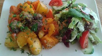 Photo of Restaurant Cafe Freysinn at Jasmunder Str. 6, Berlin 13355, Germany