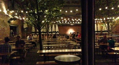 Photo of Restaurant Frankford Hall at 1210 Frankford Ave, Philadelphia, PA 19125, United States