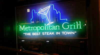Photo of American Restaurant Metropolitan Grill at 820 Second Avenue, Seattle, WA 98104, United States