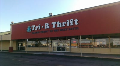 Photo of Thrift / Vintage Store Tri-R Thrift at Wichita, KS 67213, United States