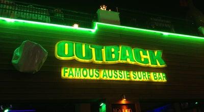 Photo of Australian Restaurant The Outback Aussie & Surf Bar at Adnan Menderes Cadd. No. 6, Gumbet 48400, Turkey