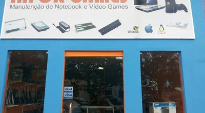 Photo of Electronics Store Infor Games at Av Jaime Brasil, 91/b Centro, Boa Vista 69301-350, Brazil
