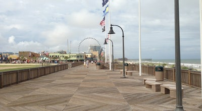 Photo of Plaza Myrtle Beach Boardwalk at 9th Ave N, Myrtle Beach, SC 29577, United States