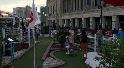 Photo of Tourist Attraction Atlantic City Mini Golf at 1 Kennedy Plz, Atlantic City, NJ 08401, United States
