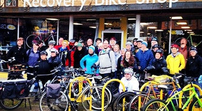 Photo of Other Venue Recovery Bike Shop at 2555 Central Ave Ne, Minneapolis, MN 55418