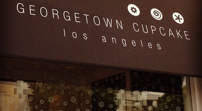 Photo of Restaurant Georgetown Cupcakes at 143 S Robertson Blvd, Los Angeles, CA 90048, United States